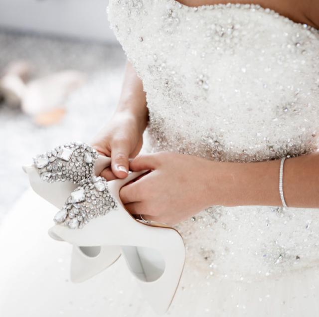Telas para vestidos de novia en tijuana